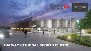 GALWAY REGIONAL SPORTS CENTRE, IRELAND | BA ARCHITEKTURA | Architectural Animation | Animacja