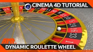 Cinema 4D Tutorial - Build a Dynamic Rou...