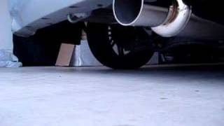 DC Sport Catback Exhaust