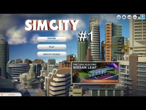 [The Simcity] แนะนำการสร้างเมืองเบื้องต้นนน!!