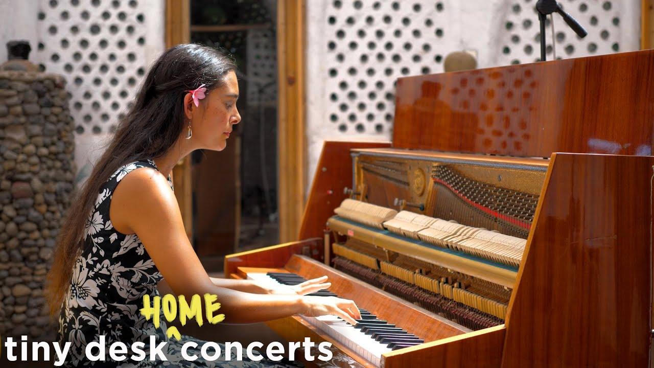 Mahani Teave: Tiny Desk (Home) Concert