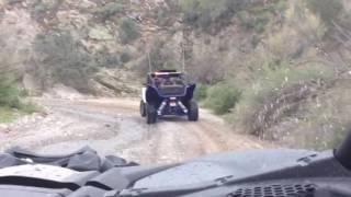 2017 Arizona off roading