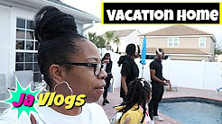 Our Florida Vacation House | Winter Vacation 2018 | Disney World Vacation 2018 | JaVlogs