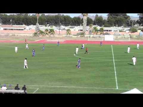 Oxnard College vs Taft College Mens Soccer 2015