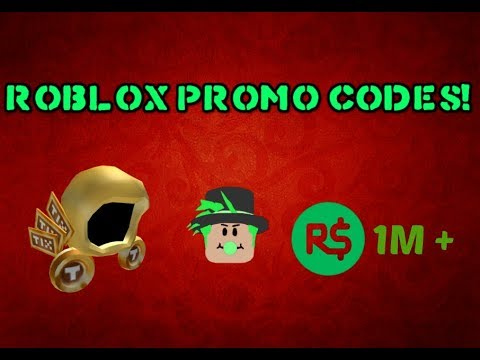 OMG! (FREE DOMINUS) ALL ROBLOX SECRET PROMO CODES AND ITEMS!