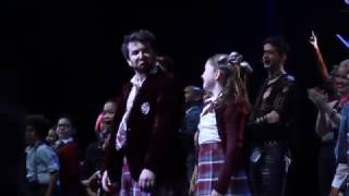 Curtain Call for the Graduating Class | SCHOOL OF ROCK: The Musical