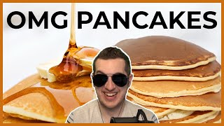 OMG Pancakes! Scammer Gives Eulogy