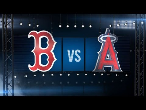7/30/16: Pujols powers Angels past Red Sox
