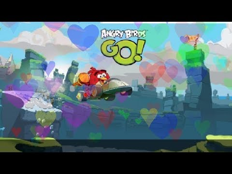 Angry Birds Go All Characters Unlocked Unlimited Coins And Gems