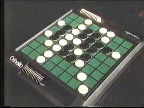 Othello game - commercial - 1986