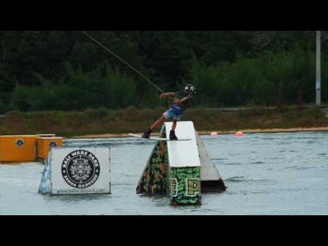 JADON SCURES - Steezing it out at Bali Wake Park