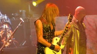 Judas Priest - Redeemer of souls  Live Paris 2015