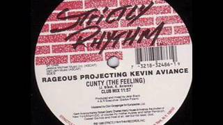 Video Rageous projecting Kevin Aviance - Cunty [The Feeling] (Club Mix) download MP3, 3GP, MP4, WEBM, AVI, FLV Oktober 2018