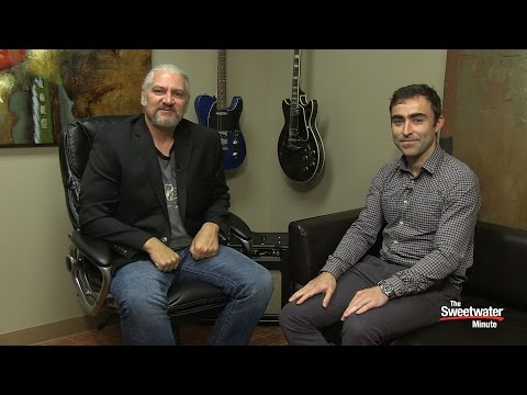 Sweetwater Interviews Ben Lilly from ATC Loudspeakers