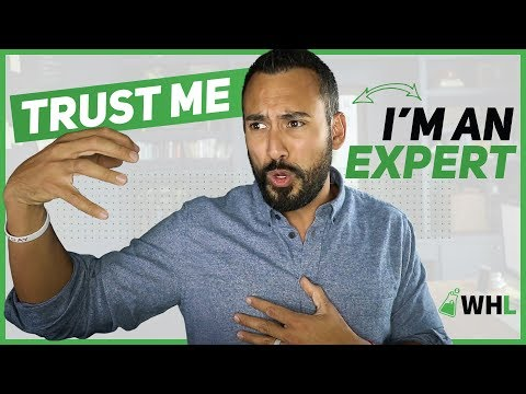 Fastest Way to Become an Expert on Anything and stop feeling like a fraud