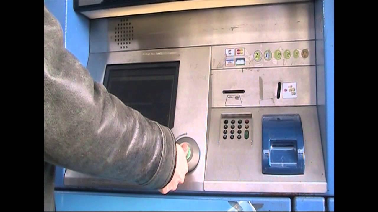 Acheter Un Ticket De Train Avec La Borne Automatique SNCF