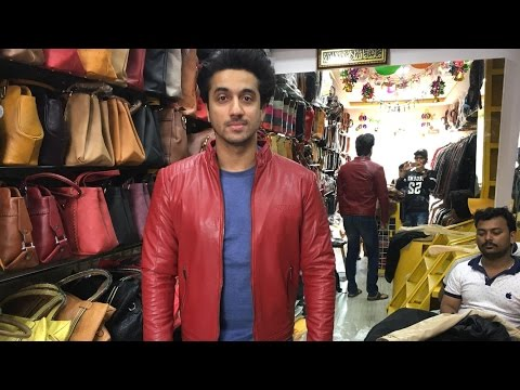Inside DHARAVI LEATHER MARKET | Mumbai