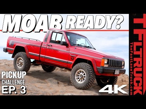 Boring to Badass: Can We Build the Coolest Off-Road Jeep Truck? Cheap Jeep Challenge S2 Ep. 3