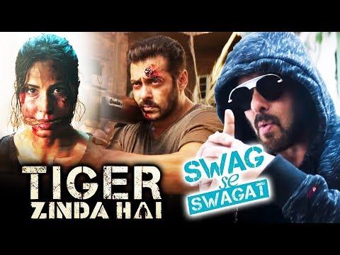 Salman's Tiger Zinda Hai Trailer Crosses...