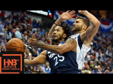 Minnesota Timberwolves vs Dallas Mavericks Full Game Highlights | 10.20.2018, NBA Season