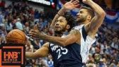 Utah Jazz vs Toronto Raptors - Full Game Highlights  b93c3202e