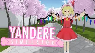 NEW SCHOOL + EASTER EGG! Flandre Scarlet | Yandere Simulator