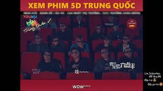 Hài Trung Quốc √ Tập 4 : Lần đầu xem phim 3D và cái kết khó tả 😂