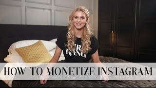 HOW TO MAKE MONEY ON INSTAGRAM | Natalie Elizabeth Diver
