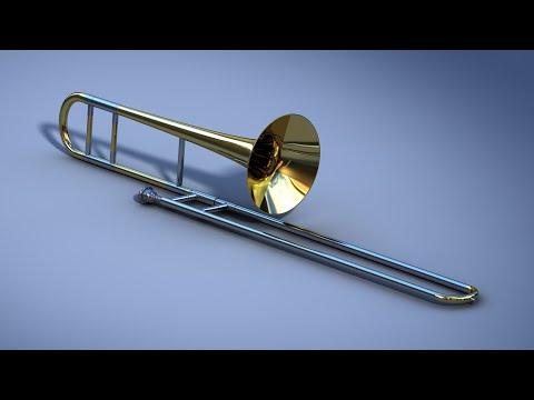 Trombone sheet music, Happy Birthday To You