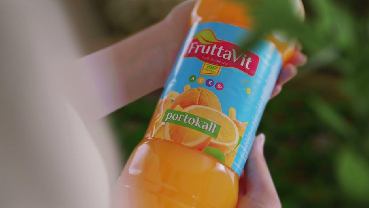 Fruttavit - Më afër frutave dhe vitaminave