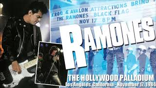 Ramones - The Hollywood Palladium (Los Angeles CA 17/11/1984)