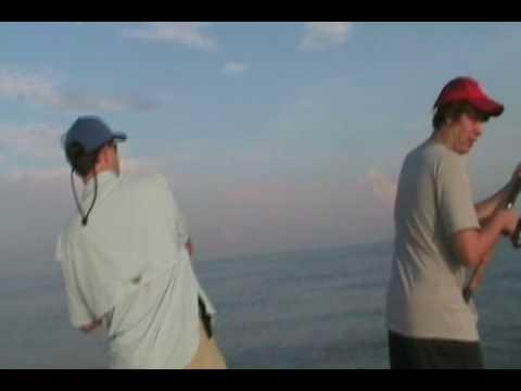 Fishing with Captain Matt
