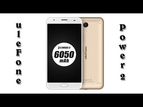 Ulefone Power 2 ║ как раз по мне (с GearBest)