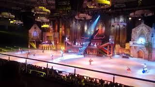 """Ледовое шоу """"Ромео и Джульетта"""", ч. 1, Сочи, июль 2018."""