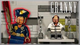 "LEGO Мультфильм Granny 3 ""Побег"" / LEGO ..."