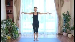 Йога с Кариной Харчинской урок №16