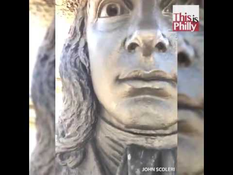 Up close and personal with William Penn