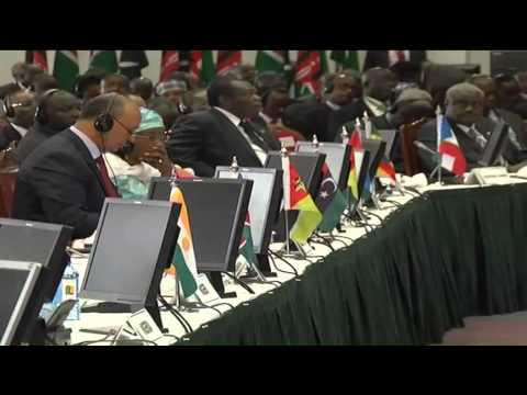 African leaders confront terrorism at AU summit