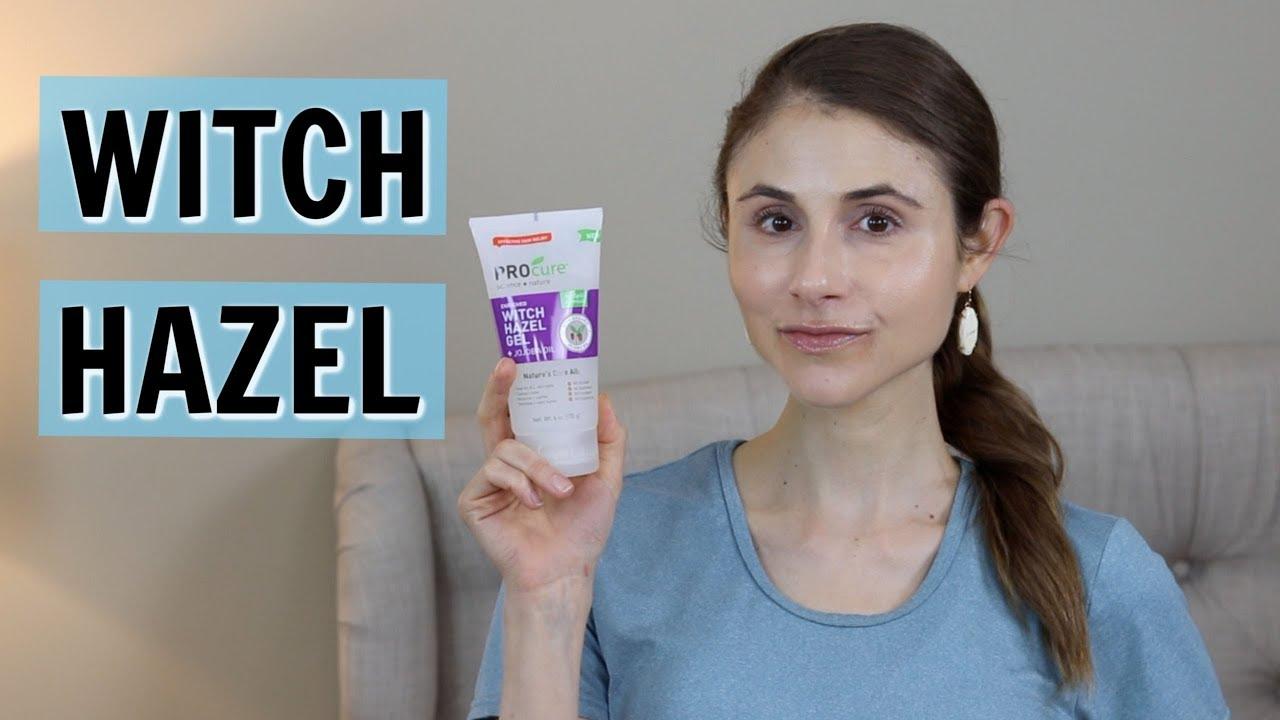 Witch Hazel: Skin Benefits & Risks (Oily, Dry to Acne Prone Skin)