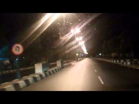 Welcome to Lagos: Night drive in Lagos