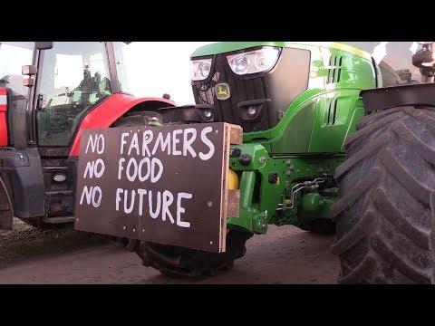 Bauern aus dem Sulinger Land fahren zur Trecker-Demo nach Bremen