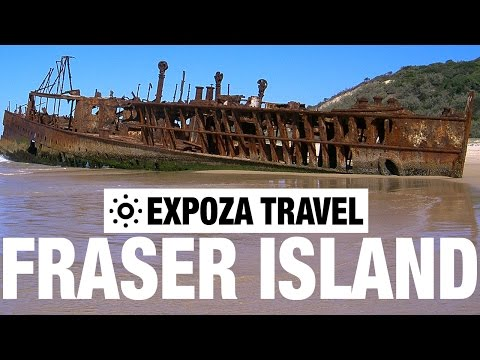 Fraser Island (Australia) Vacation Travel Wild Video Guide