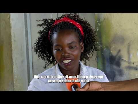 Segura Minha Mau: Uma parceria para restaurar as vidas das mulheres que sofrem de fístula obstétrica