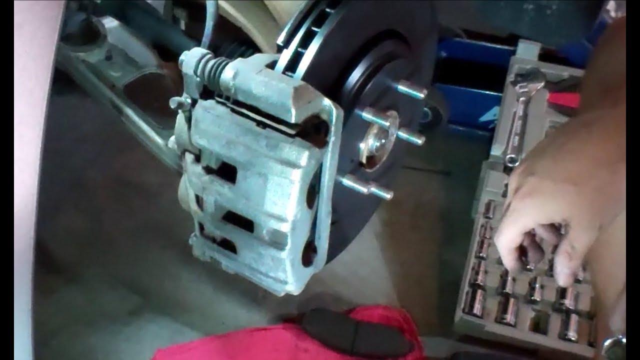 2014+ Acura MDX Brake Rotors & Pads - YouTube