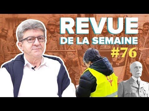 #RDLS76 - 11 NOVEMBRE, PÉTAIN, 17 NOVEMBRE