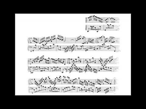J. S. Bach: Goldberg Variations: Vas Bence guitar