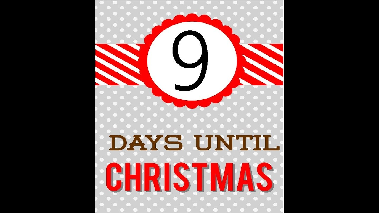 9 days until christmas masons christmas play youtube