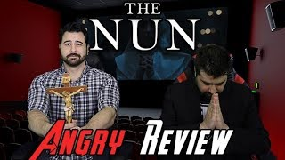 The Nun Angry Movie Review