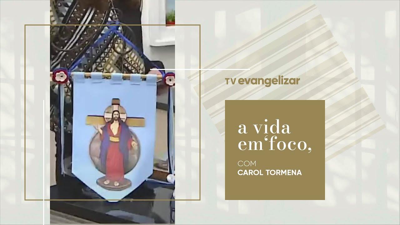 Artesã ensina a customizar o mimo das Campanha das Santas Chagas   A Vida em Foco
