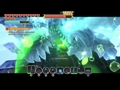 Portal Knights | How To Solo Ice Dragon Queen